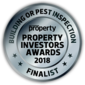 Building or Pest Inspection Awards Finalist 2018