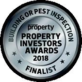 Building or Pest Inspection Awards Finalist 2018