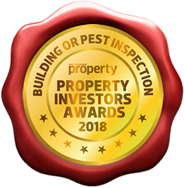 Building or Pest Inspection Awards Winner 2018